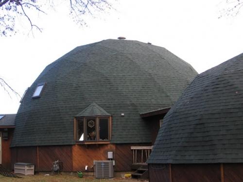 سقف گنبدی